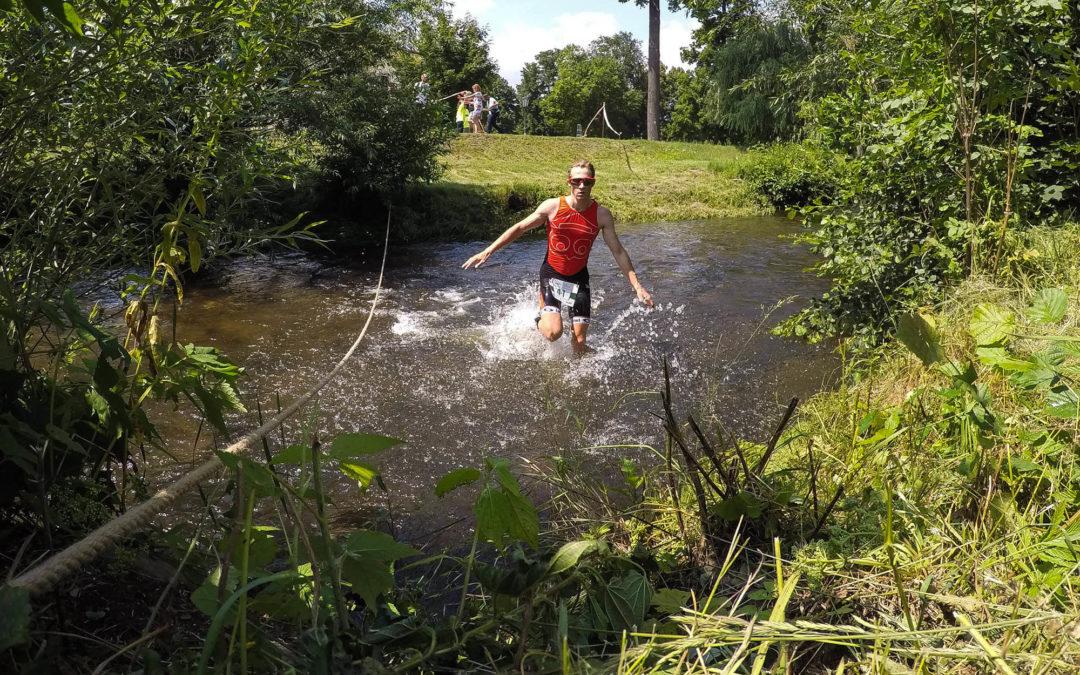 Do Ostrova míří elitní triatlonisté, ale také rodiny sdětmi