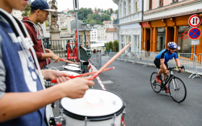Race. Cheer up. Entertain the whole family.  CITY TRIATHLON Karlovy Vary has a packed programme
