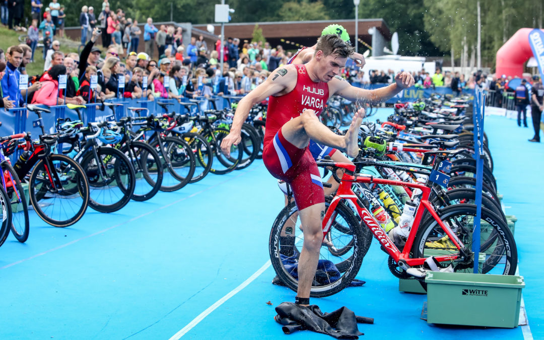 World Triathlon in Karlovy Vary this weekend