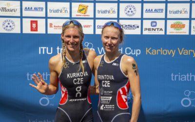 Fantastic Frintová defended her World Cup victory
