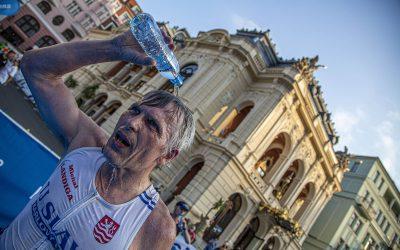 Nová výzva pro hobby sportovce ivrchol sezony pro triatlonisty