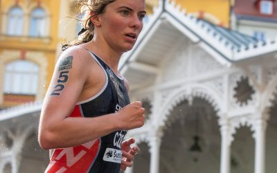 At the World Cup, nine Czechs will try to attack the medals in competition with triathlon stars