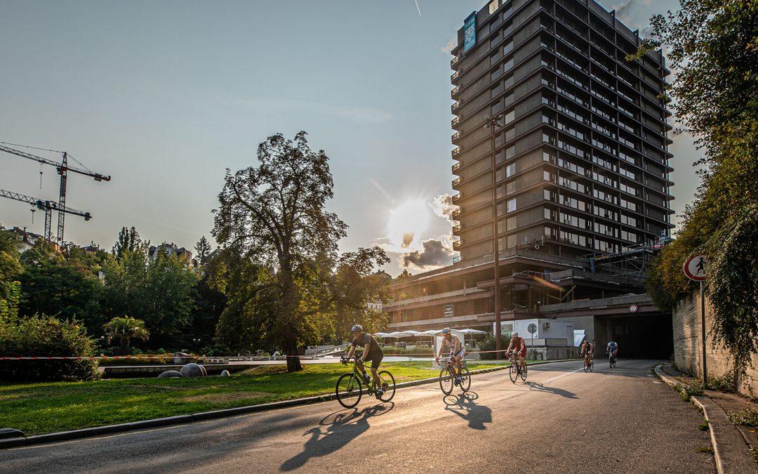 POZNEJTE VARY JINAK: Přijeďte na triatlon aužijte si město